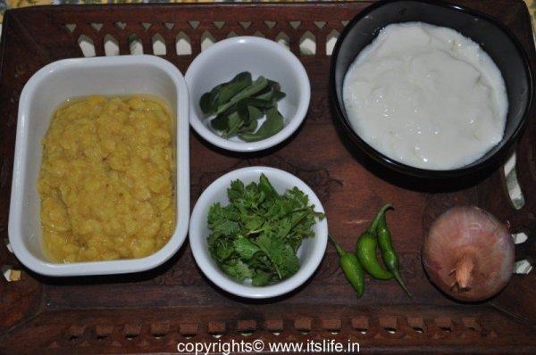 Bele Mosaru Bhajji
