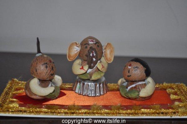 Adike Ganesha
