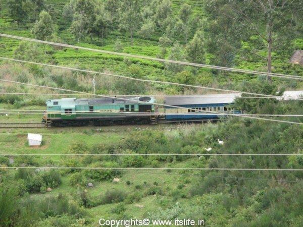 Ooty Queen - Nilgiri Mountain Railway