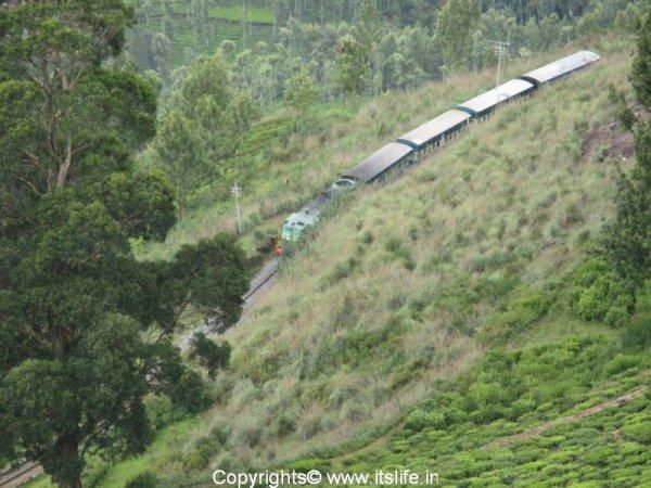 Ooty Heritage Train