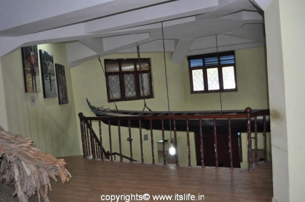 Anthropological Museum in Port Blair