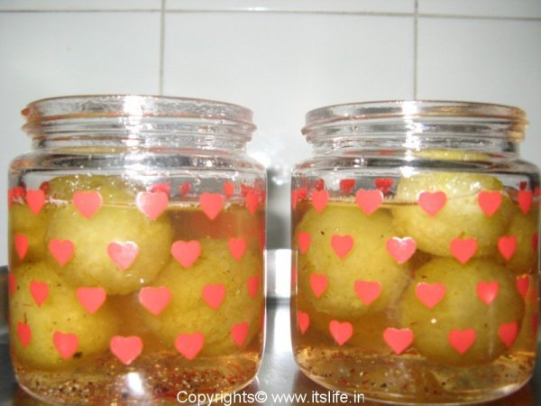Whole Gooseberry Jam