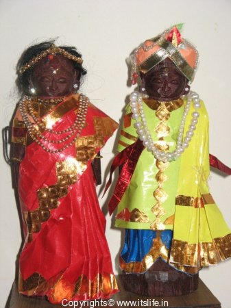 Dasara Pattada Gombe