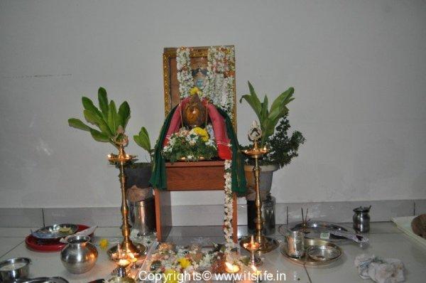 Sathyanarayana Vratha