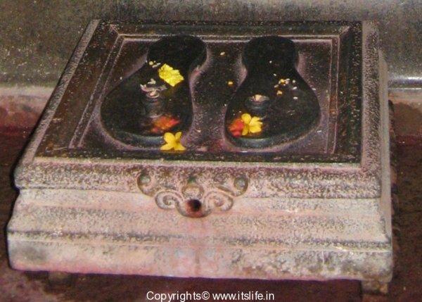 Brahma Chaitanya Maharaj's Paduka Mandir, Kurtakoti