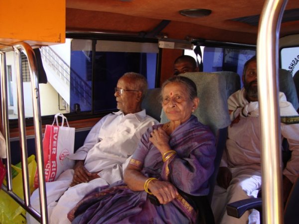 Smt and Sri Shankaranarayana Rao