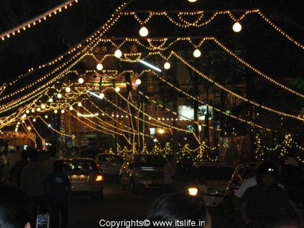 Mysore illumination