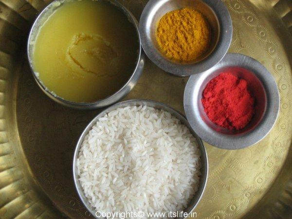 how to make kumkum at home