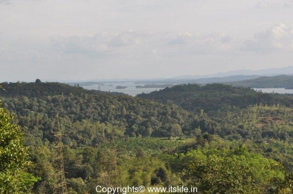 Linganamakki Dam