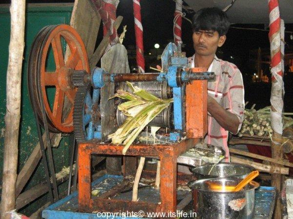 Preservation of Sugarcane Juice Using Herbal