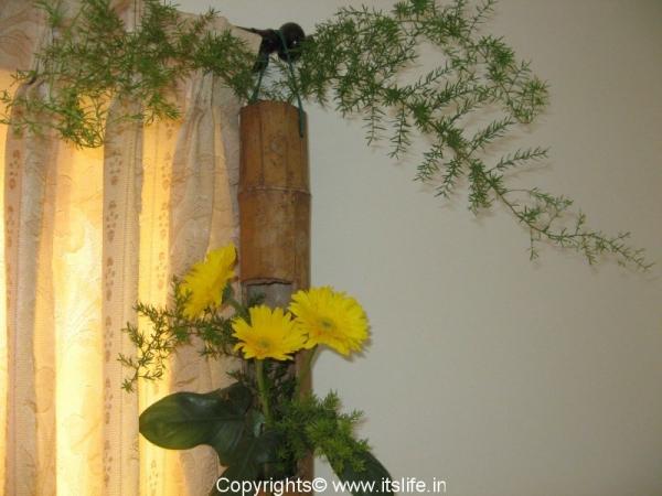 Flower Arrangement - Niju-ike