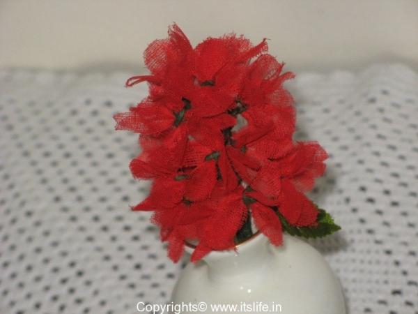 Organdy – Organdie Flowers