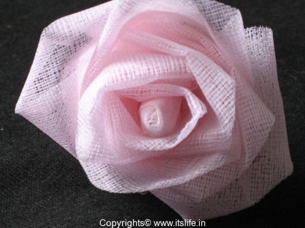 Organdi Rose