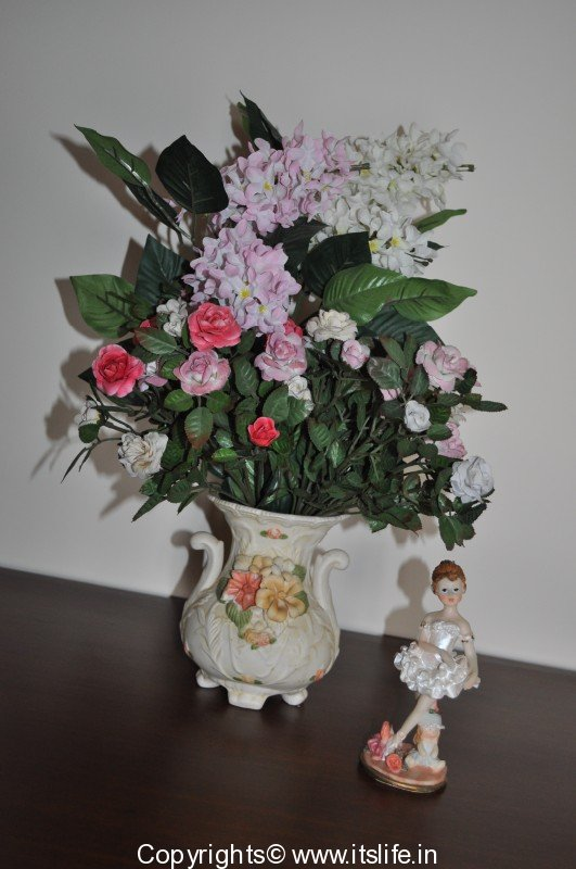 flower arrangement freestyle arrangement hobby