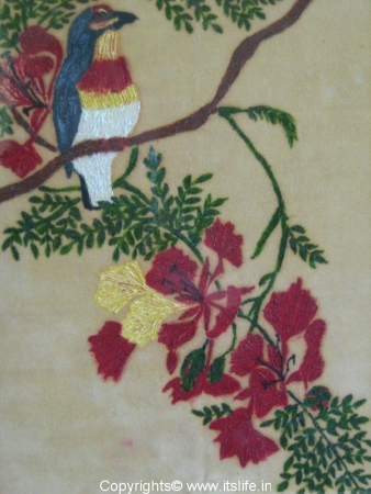 gulmohar-nib-painting
