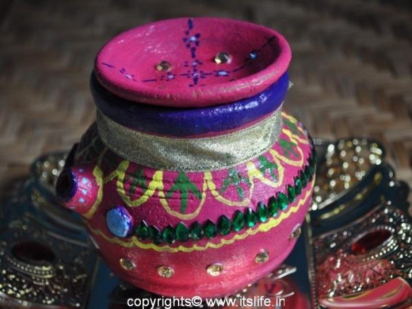 Karwa Decoration