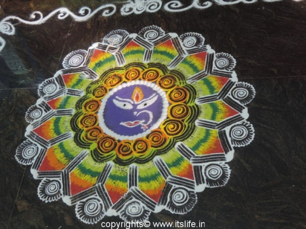 Durga Rangali