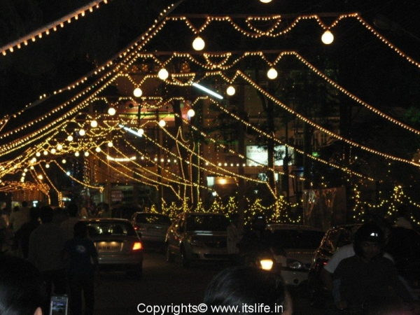 Mysore illumination