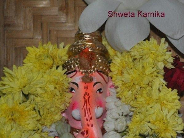 Shweta Karnika Pushpam