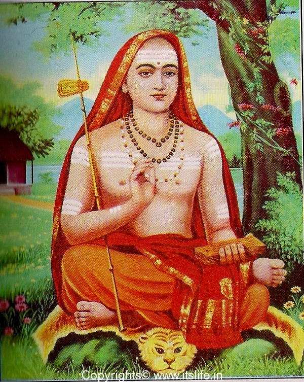 fAdi Shankaracharya