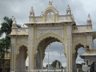 Balarama Gate