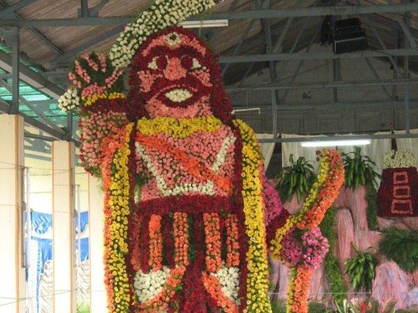 Dasara Flower Show