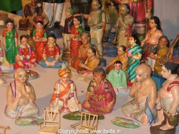Dasara Dolls - Marriage Ritual