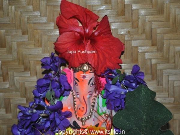 Japa Pushpam