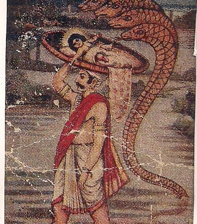 Bala Krishna and Vasudeva