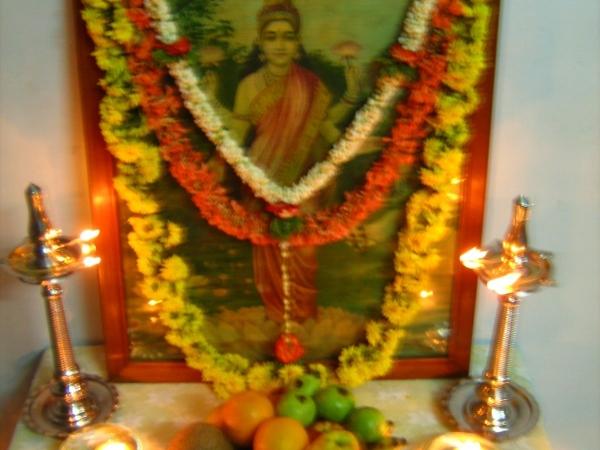 Diwali Lakshmi Pooja