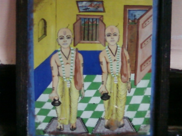 Budha and Brihaspathi