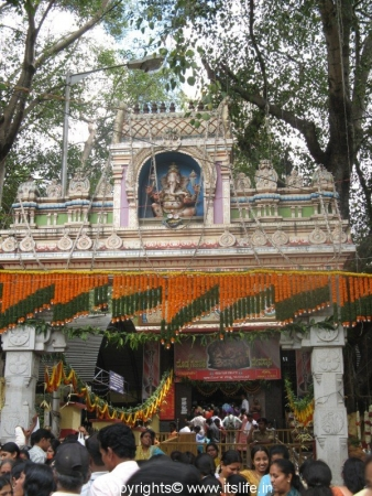 Bull Temple