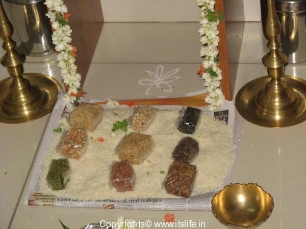 Sathyanarayana Pooja