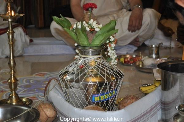 Udaka Shanthi Pooja