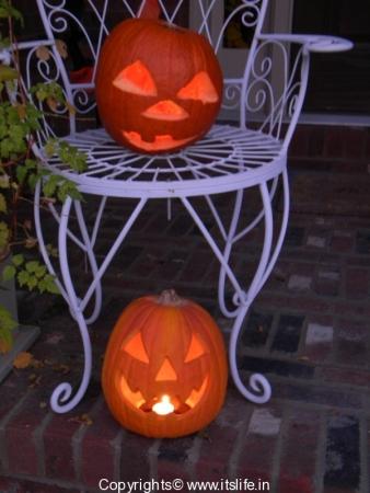 Pumpkin Carving Halloween