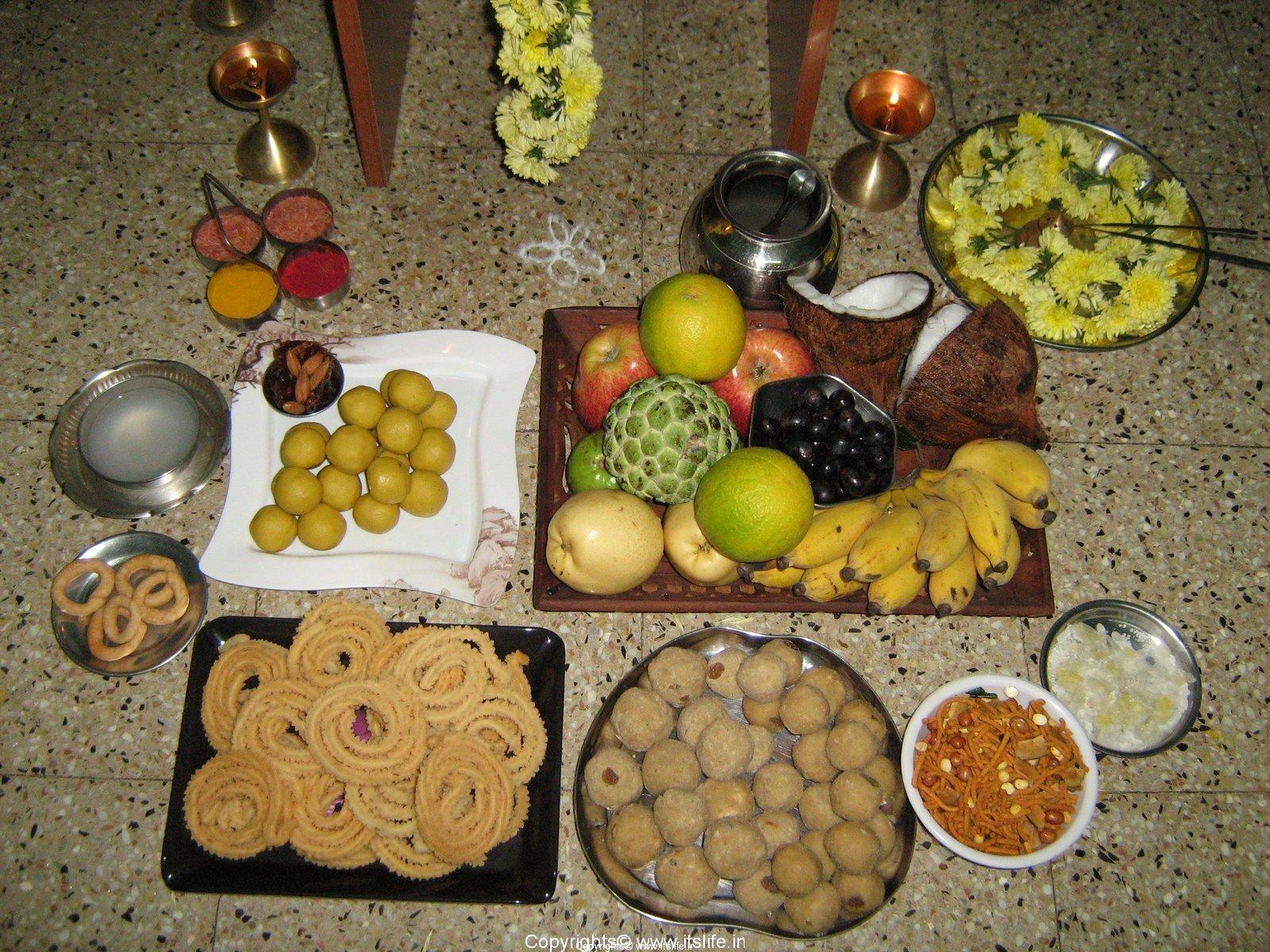 Krishna Janmashtami Festival
