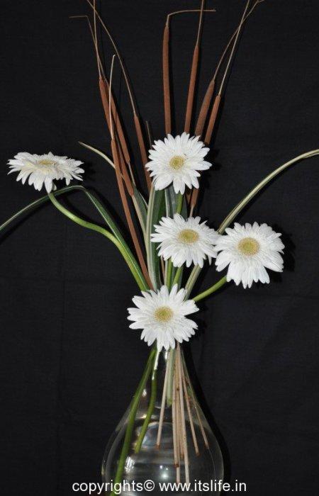 Flower Arrangement - Purity