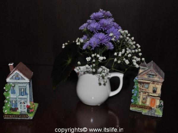 Victorian Flower Arrangement