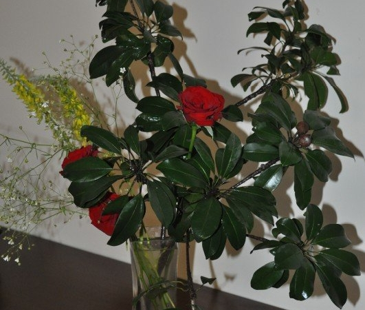 Potpourri Flower Arrangement