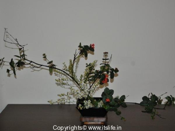 Charade Flower Arrangement