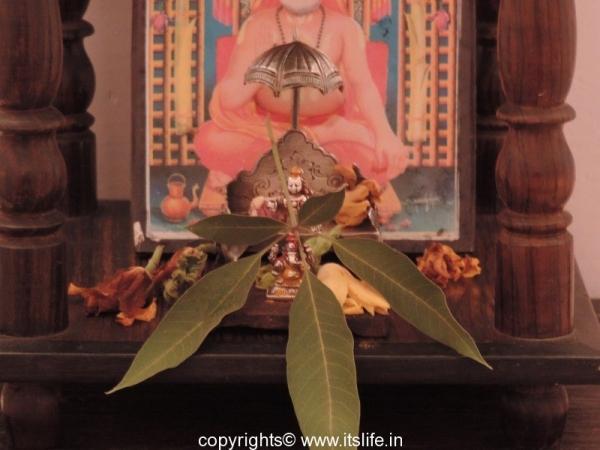 Sindhuvaara Patram Samarpayaami