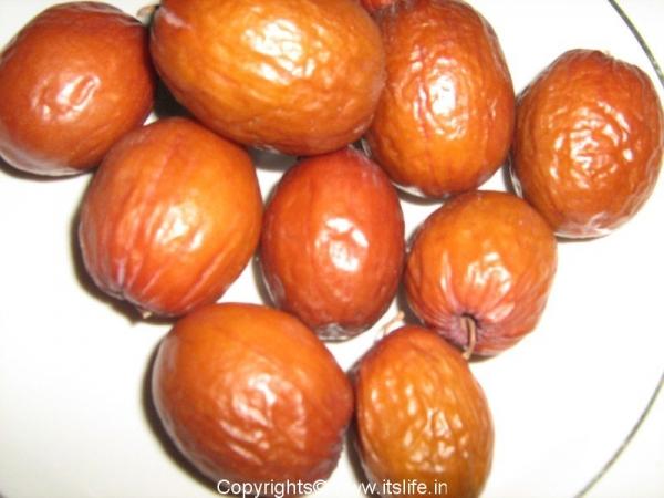 Ber Fruit - Jujube