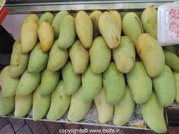 Australian Sweet Mango