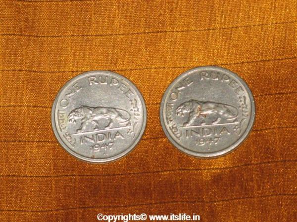 1947 Coins