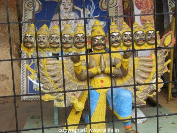 Ravana - Vijayadashami