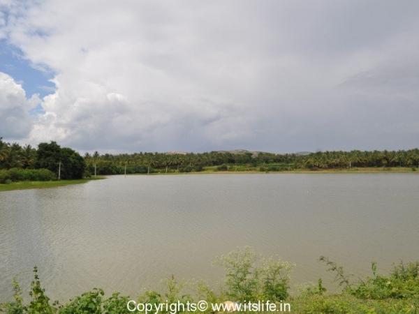 Kanakapura Lake