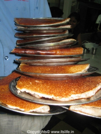 Dosa Stack