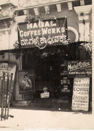Magal Coffee Works