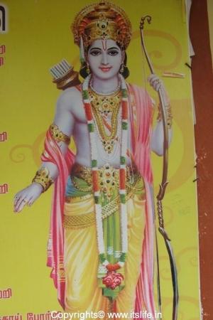 Sri Rama at Rama Pada