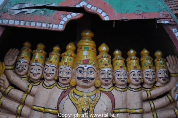 Ravana - Dasara Festival